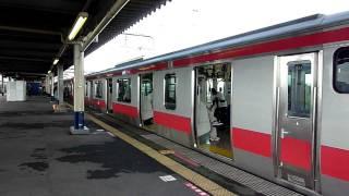 getlinkyoutube.com-京葉線新木場駅1番線発車メロディ「海岸通り」