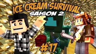 getlinkyoutube.com-SUIS-JE MAUDIT ?! - Ice cream survival s2 #17