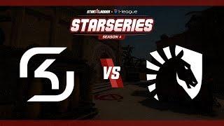 StarSeries i-League S4 - SK Gaming vs. Liquid (Mapa 1 - Mirage) - Narração PT-BR