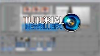 getlinkyoutube.com-Tutorial - Como Usar NewBlueFX SonyVegas Pro