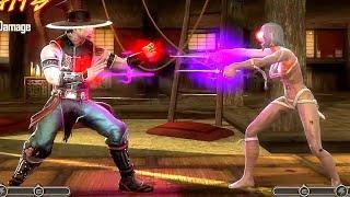 getlinkyoutube.com-Mortal Kombat Komplete PC Mileena Test Your Luck Madness