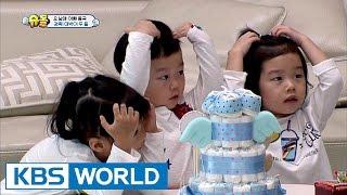 getlinkyoutube.com-5 siblings' house - Congrats! Sian turns two [The Return of Superman / 2016.12.04]