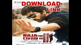 RAJA THE GREAT Hindi dubbed full movie Download ||