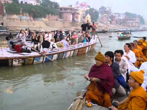 Video de แม่น้ำคงคา ganges river en youtube