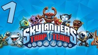 getlinkyoutube.com-Zagrajmy w Skylanders Trap Team (PS3) odc.1 Bohaterowie i Złoczyńcy