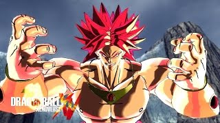 getlinkyoutube.com-SUPER SAIYAN GOD BROLY | Dragon Ball Xenoverse [Episode 42]