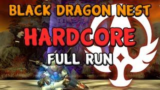 getlinkyoutube.com-(Hardcore) Black Dragon Nest - Moonlord POV Full Run ~ ! - Dragon Nest