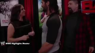 WWE RAW 9th January 2017 Highlights - Monday Night RAW 9/1/17 Highlights width=