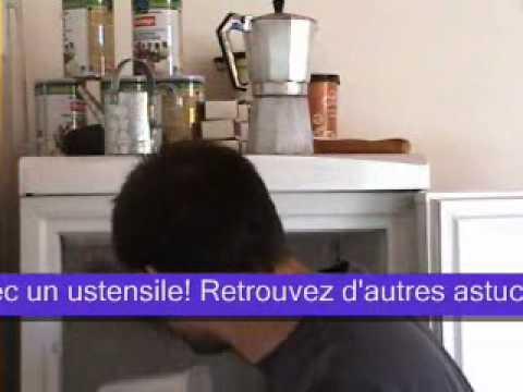 Videos youtube d boucher l 39 orifice d 39 vacuation d 39 un r frig rat - Comment fonctionne un refrigerateur ...