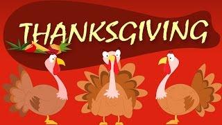 getlinkyoutube.com-Gobble Gobble |Turkey Song | Thanksgiving Song |