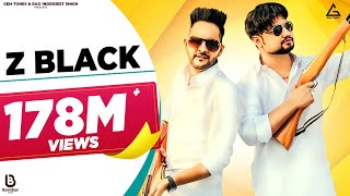 Z BLACK - OFFICIAL VIDEO | MD KD | Ghanu Music | New Haryanvi Songs Haryanavi 2018 | Top dj Song