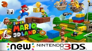 getlinkyoutube.com-Zagrajmy w Super Mario 3D Land - Pierwszy Gameplay z New 3DS XL