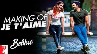 getlinkyoutube.com-Je T'aime (I Love You) Song Teaser   Befikre   Ranveer Singh   Vaani Kapoor   Vishal   Sunidhi