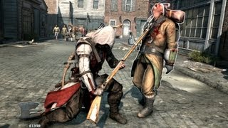 getlinkyoutube.com-Assassin's Creed 3 Finishing Moves Compilation 1080p HD