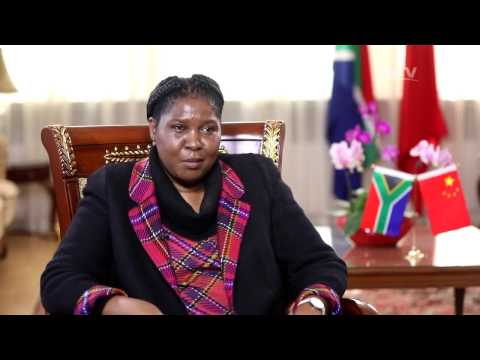 Meet the Diplomats: China and South Africa See 'Eye to Eye'