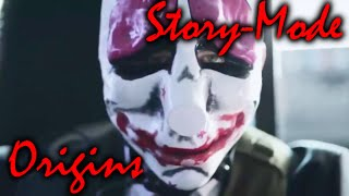 getlinkyoutube.com-Payday: Story-Mode- Character Origins
