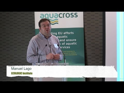 AQUACROSS Forum on Ecosystem-Based Management of Freshwater, Coastal, and Marine Ecosystems