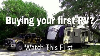 getlinkyoutube.com-Buying your first RV (Travel Trailer or Fifth Wheel)