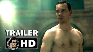 getlinkyoutube.com-ASSASSIN'S CREED - Official Trailer #3 (2016) Michael Fassbender Sci-Fi Action Movie HD
