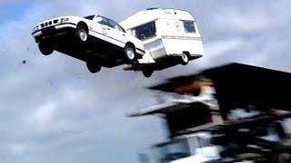World Record Car Jump #TBT - Fifth Gear