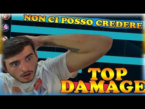 TOPKING ATTITUDE - IL GRAFICO DEI DANNI È BUGGATO
