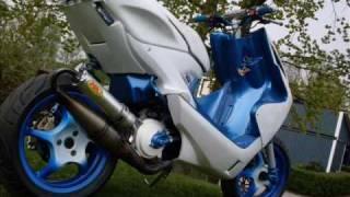 getlinkyoutube.com-Yamaha Aerox Projekt