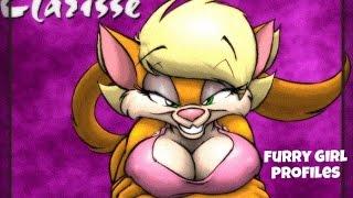 getlinkyoutube.com-Furry Girl Profiles-Clarisse [Episode 11]