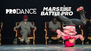 getlinkyoutube.com-B-Girl Terra vs B-Boy Fresh | FINAL | Marseille Battle Pro 2016