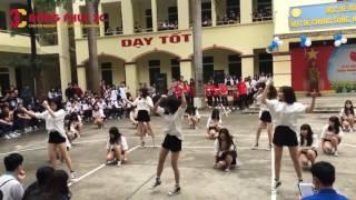 getlinkyoutube.com-Hot girl nhảy siêu đẹp (Daddy dance cover)