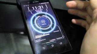 Tron Theme on Android