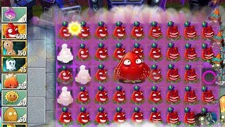 getlinkyoutube.com-Plants vs Zombies 2 Greatest Hits Epic Hack - Level 6 - Turniping Strawbursts!
