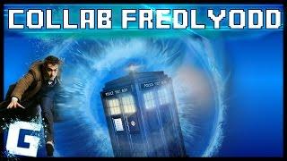 getlinkyoutube.com-Doctor Who Tardis Flight Classic | COLLABORATION | ROBLOX GAMEPLAY