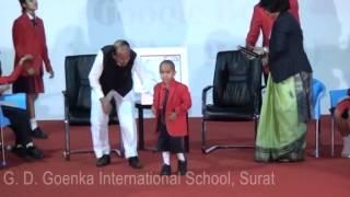 getlinkyoutube.com-G. D. Goenka International School-Surat, An Interactive session with Kautilya Pandit