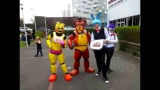 getlinkyoutube.com-Los mejores cosplays de fnaf