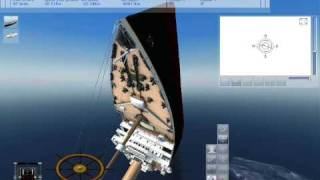 "getlinkyoutube.com-""Raising The Titanic"" in Ship Simulator 2008"