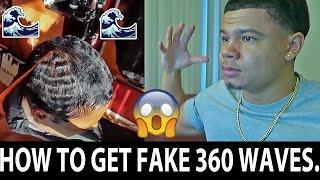 getlinkyoutube.com-HOW TO GET FAKE 360 WAVES REACTION