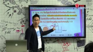 คณิตศาสตร์วิศวกรรม 2 คณิต ฯ : 02