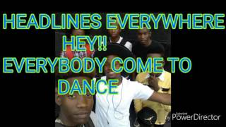 Flourish B.Kae lyric video (prod by DJ Themba Remember) 2017