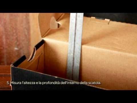 Come fare un portagioielli originale di cartone fai da - Costruire un portagioie ...
