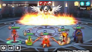 getlinkyoutube.com-Summoners war: ToA hard 80 Artamiel squad