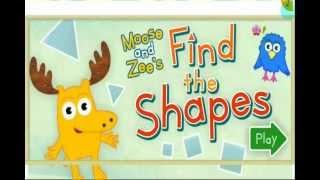 getlinkyoutube.com-Let's Glitch Moose & Zee's Find the Shapes - WAY TO GO!