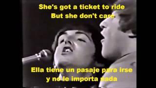 getlinkyoutube.com-Ticket To Ride - Subtitulada en Español e Ingles