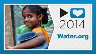 Project for Awesome 2014 - Water.org
