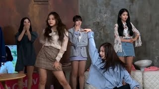 171025 GFriend Random Dances Cut @ I'm Celuv Live Show by Celuv.tv