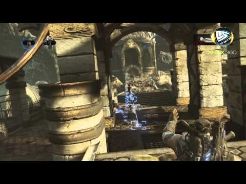GEARS OF WAR 3 - Gameplay Team Deathmatch - EPIC GAMES !