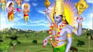 getlinkyoutube.com-Sri Venkateswara Suprabhatam ( Stotram ) 3D Animation Songs Part 2