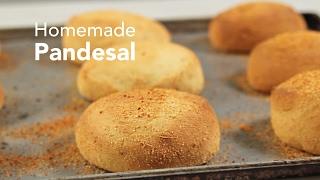 Homemade Pandesal Recipe | Yummy Ph