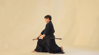 無双直伝英信流 奥居合 座業 Muso Jikiden Eishin Ryu, Okuiai Zawaza
