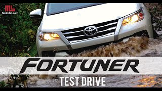 getlinkyoutube.com-Test drive Motorbit : Toyota Fortuner 2017
