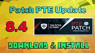 getlinkyoutube.com-[PES 2015] Patch PTE 8.4 Update: Download + Install